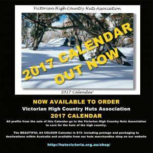 2017 Calendar Flyer